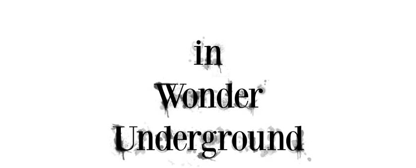 in Wonder Underground