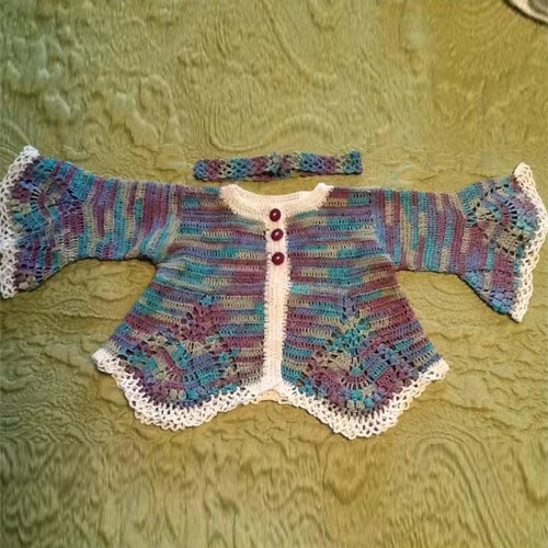 Spring Tulip Sweater