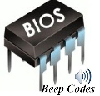 Arti Bunyi Beep Bios Pada Kerusakan Komputer
