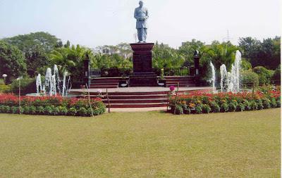 Kamla Nehru park in mumbai