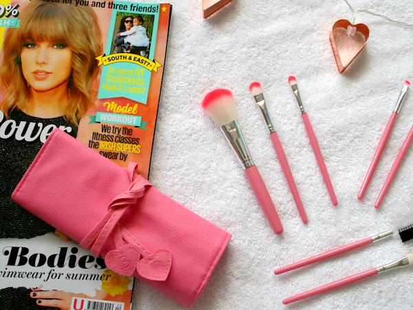 A Pop Of Pink ♡