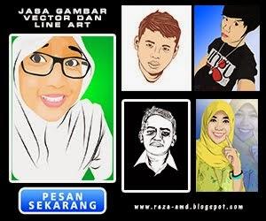 Jasa Gambar Vector Dan Line Art