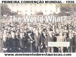 Convenção Mundial