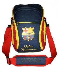tas motif bola murah Barcelona