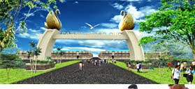 Pembangunan Relokasi Pasar Angso Duo, Molor Terus