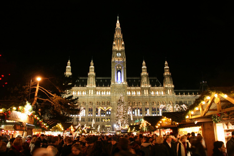 Viajar en navidad a Viena