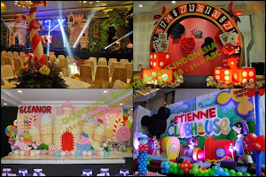 ( klik...!!! ) SWEET BIRTHDAY PARTY DECORATION