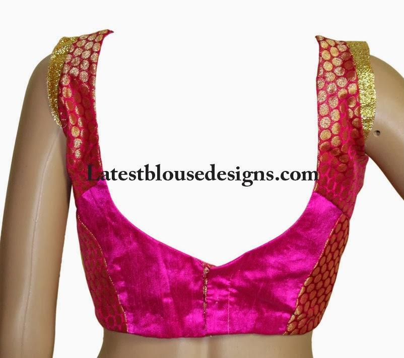benaras blouse