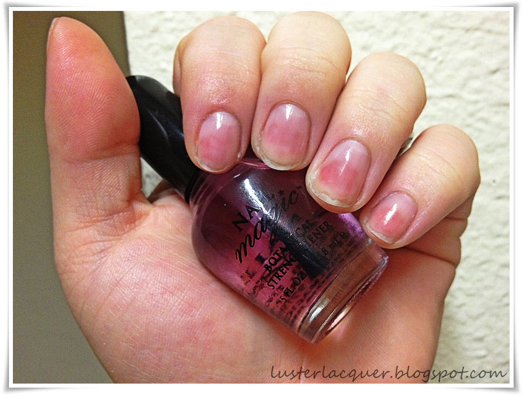Luster Lacquer: November 2012