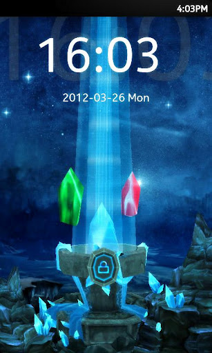 Download Free: GO Locker 3D Shrine Theme 1.0 apk (v1.0) Android App