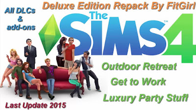 Free Download Game The Sims 4 Pc Full Version – FitGirl Repack Version – Last Update 2015 – Incl All Dlcs – Multi Links – Direct Link – Torrent Link – 8.31 GB – Working 100% .