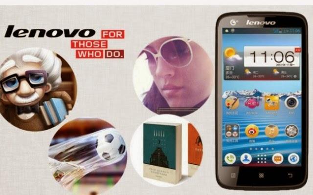 Daftar Harga HP Lenovo Android Terbaru Akhir Juli 2014