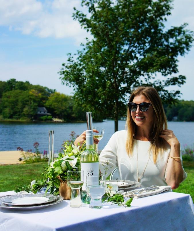 Diner en Blanc Boston