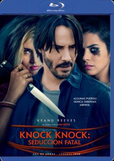 Knock Knock: Seducción Fatal (2015) BRrip Latino