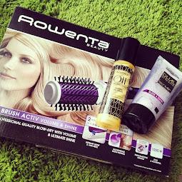 Nyerj egy Rowenta hajformázót két hajápoló termékkel!