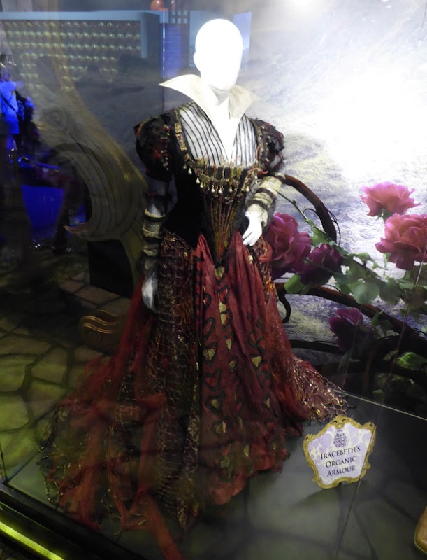 Alice Through the Looking Glass Iracebeth Red Queen costume