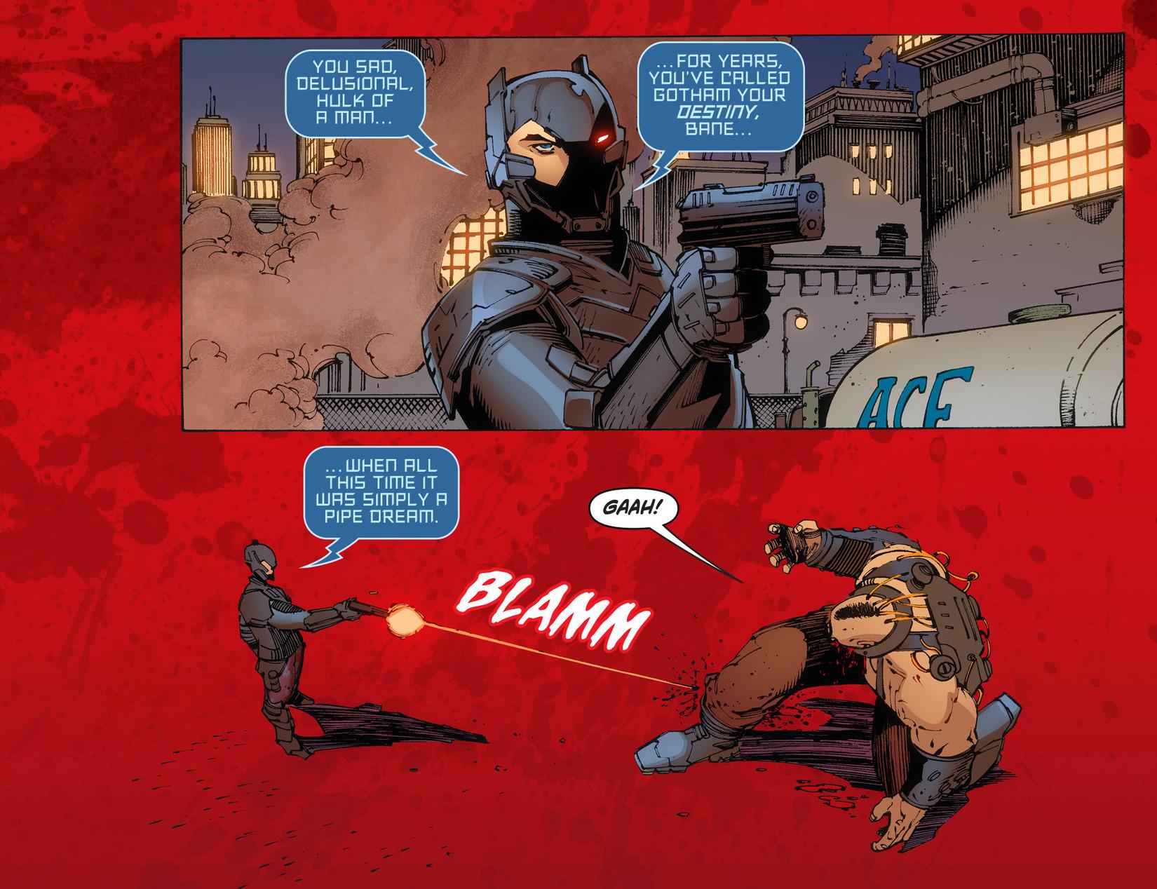 Batman: Arkham Knight [I] Issue #38 #40 - English 10