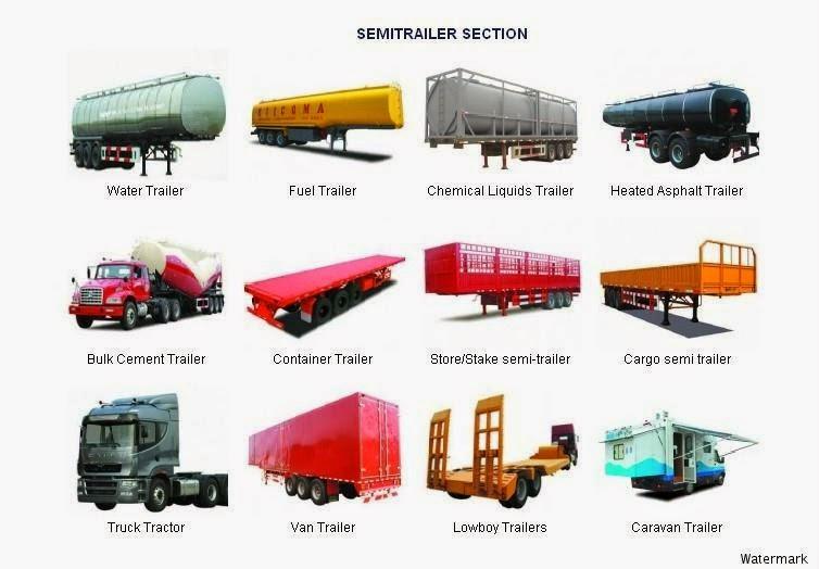 cross trucking equipment