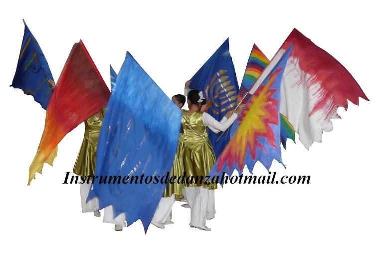 Banderas proféticas Logo