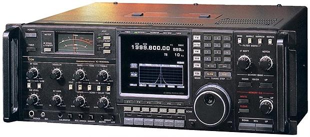 Icom IC R9000L