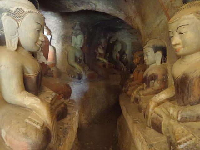 Avventure nel Mondo - Dolce Burma - grotte di Pho Win