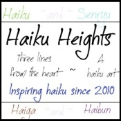 Haiku Heights Badge