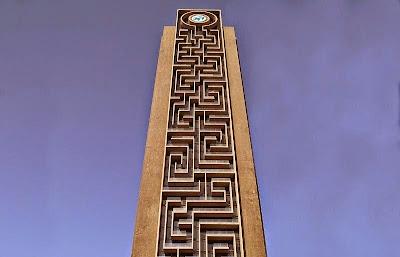 Gedung Labirin Vertikal Terbesar di Dunia ada di Dubai