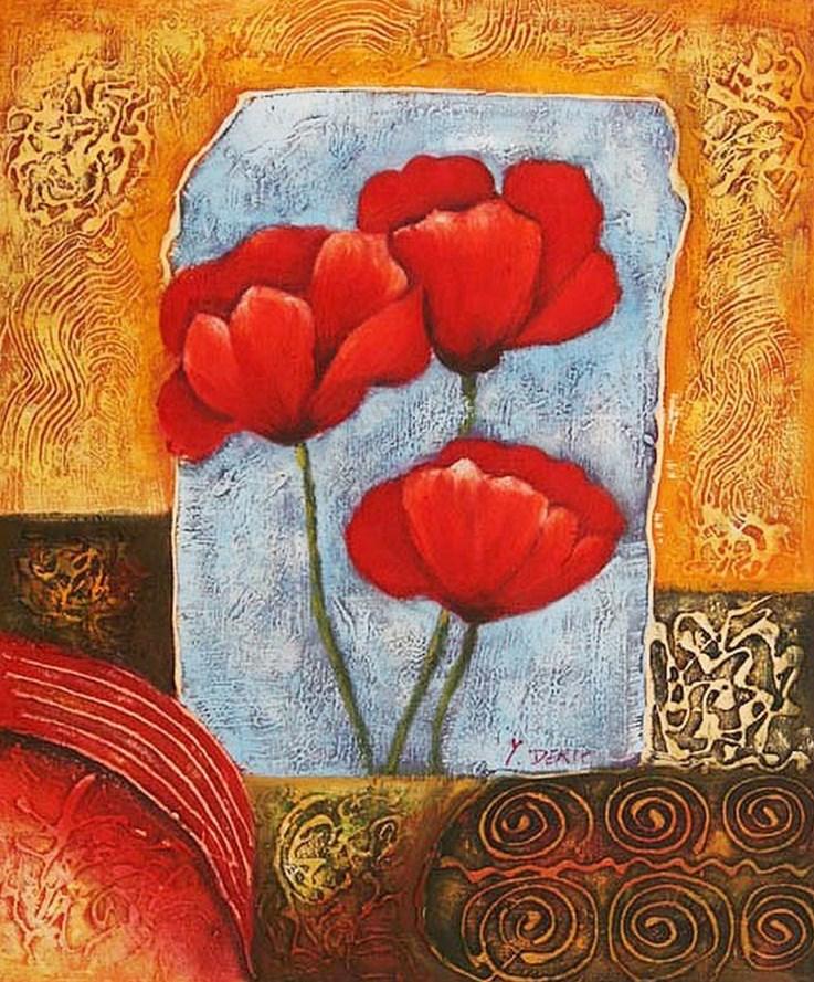 Cuadros modernos pinturas y dibujos cuadros decorativos for Lienzos decorativos modernos
