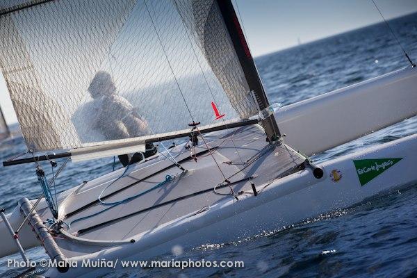 Catamaran Racing, News & Design: Design Dynamics: Gonzalo Redondo