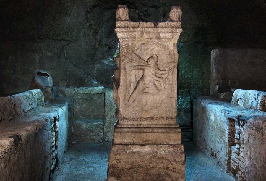 I Sotterranei di S Clemente: visite guidate x bambini Roma 23/02/2013