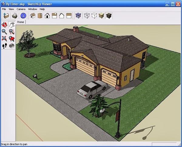 Programas gratu tos para dise ar jardines guia de jardin for Como hacer planos de casas en 3d