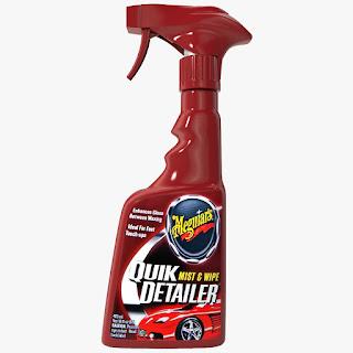the random automotive florida dylan benson meguiar's quik detailer quick spray wax detailing mustang