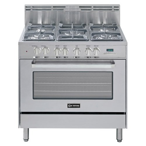 Review Verona Industrial Stove 36 Single Oven