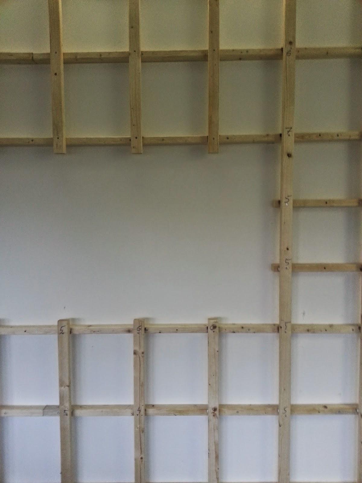 Unterkonstruktion für Wandpaneelen