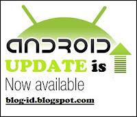 Cara Mudah Upgrade OS Android