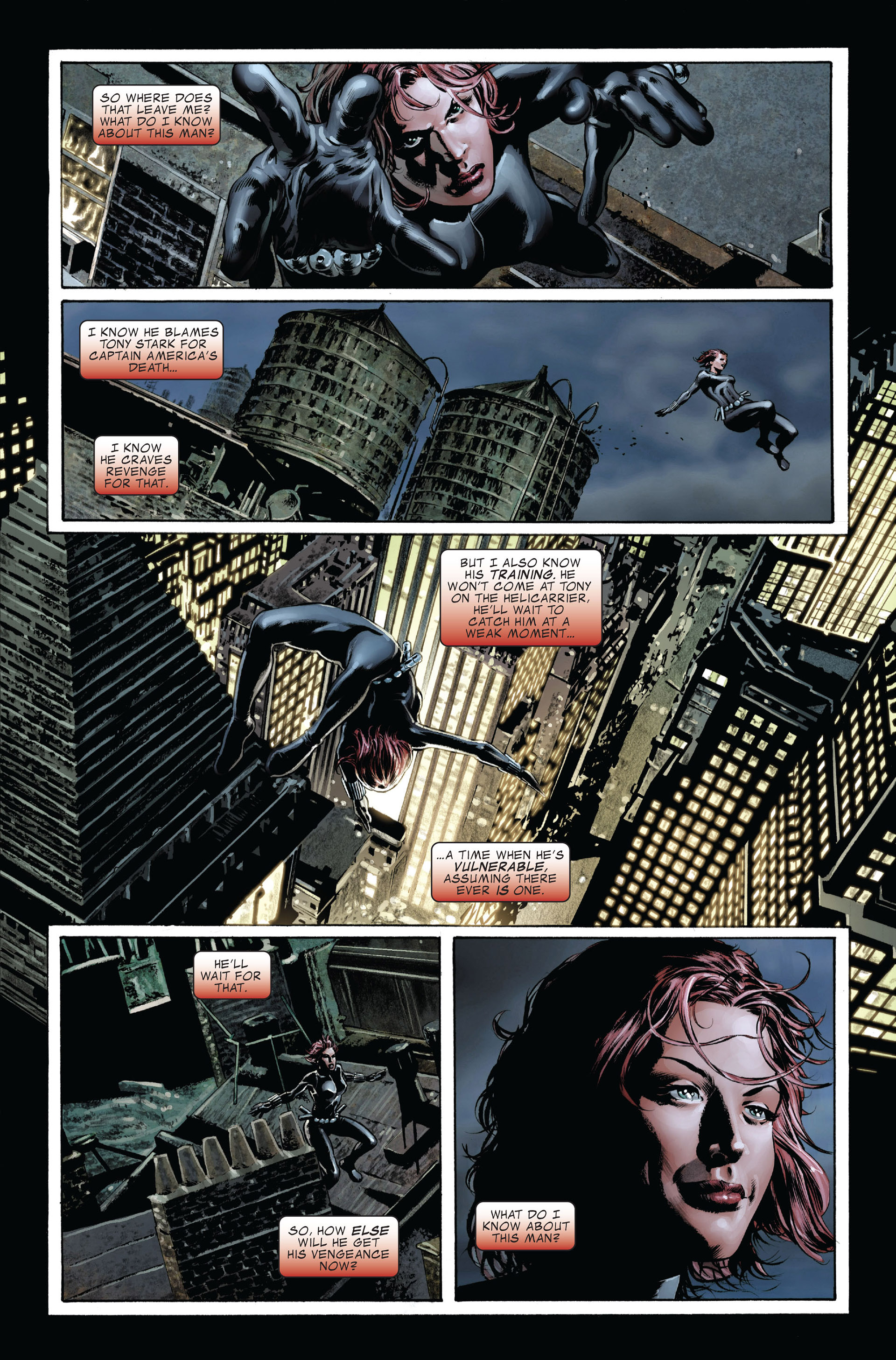 Captain America (2005) Issue #29 #29 - English 9