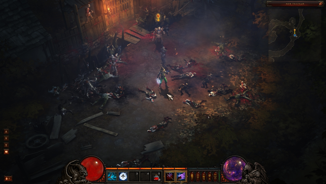 how to open the infernal machine diablo 3