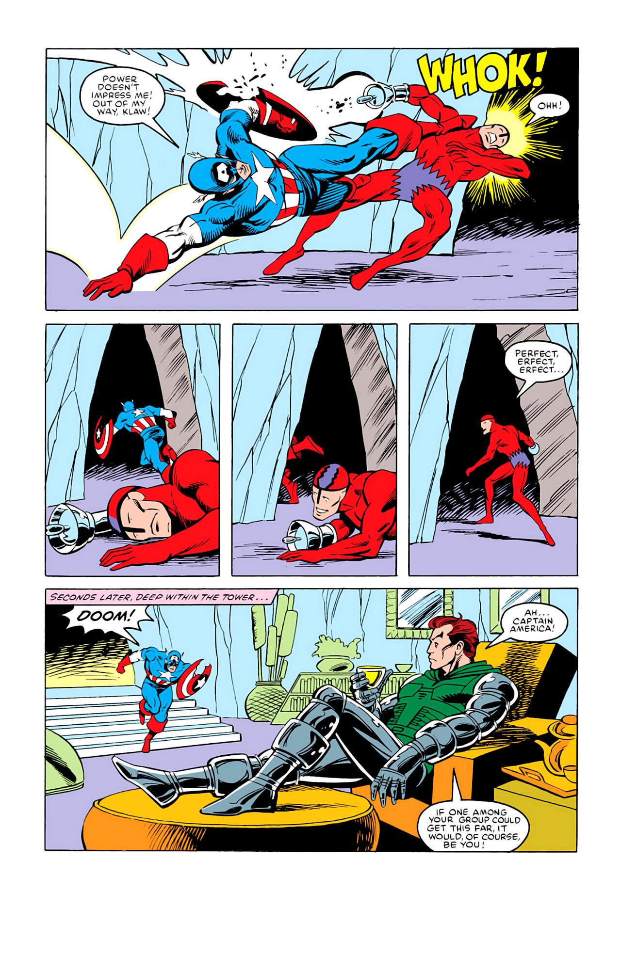 Captain America (1968) Issue #292m #220 - English 28