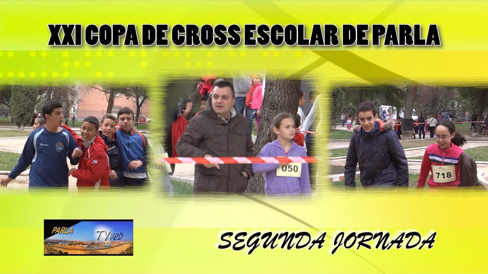 XXI COPA DE CROSS ESCOLAR EN PARLA
