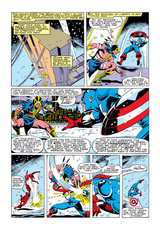 Captain America (1968) Issue #292 #208 - English 19