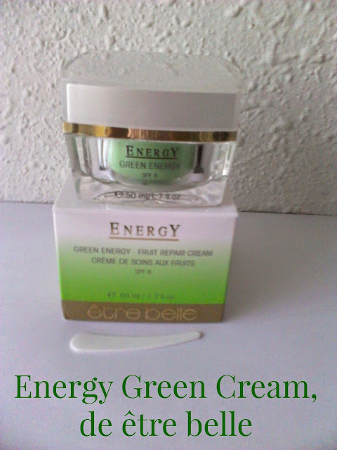 energy green etre belle