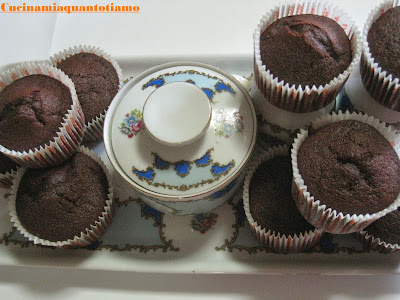 Muffin senza glutine e senza lattosio