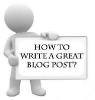 How to write a great blog post - trickdump