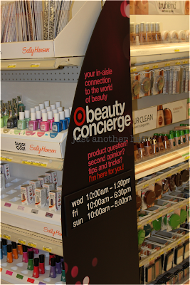 Beauty concierge store schedule