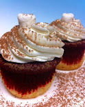 Double Flavored Cupcakes
