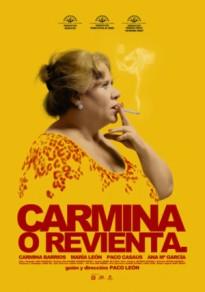 'Carmina o revienta', el debút de Paco León tras las cámaras. Revista Making Of de cine