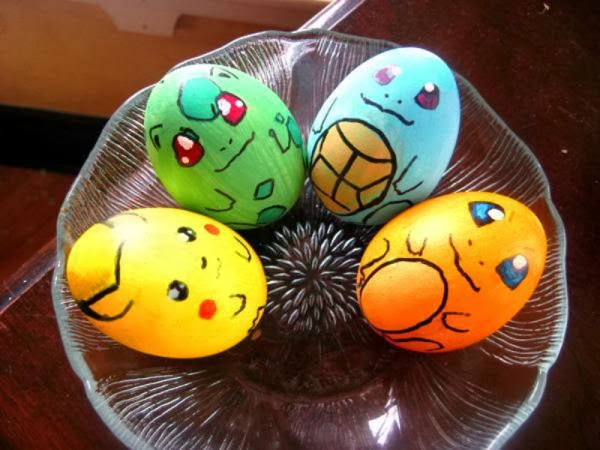 Easter Egg Decorating Ideas For Kids 3