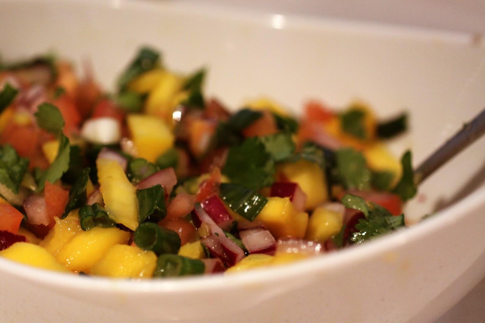 Vegetarian Chile Salad Recipes — Dishmaps