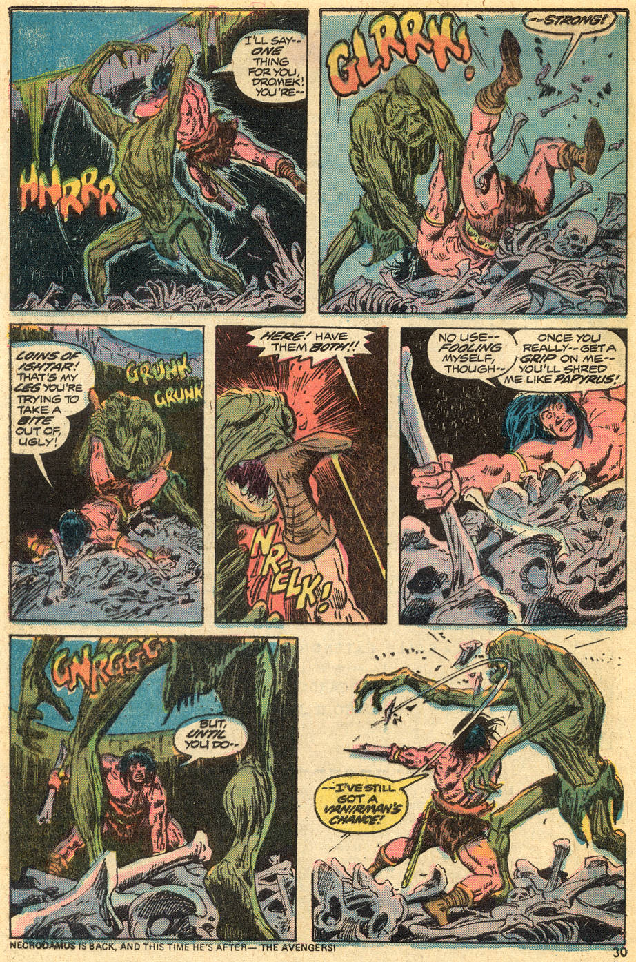 Conan the Barbarian (1970) Issue #43 #55 - English 17