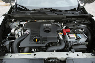 nissan juke engine